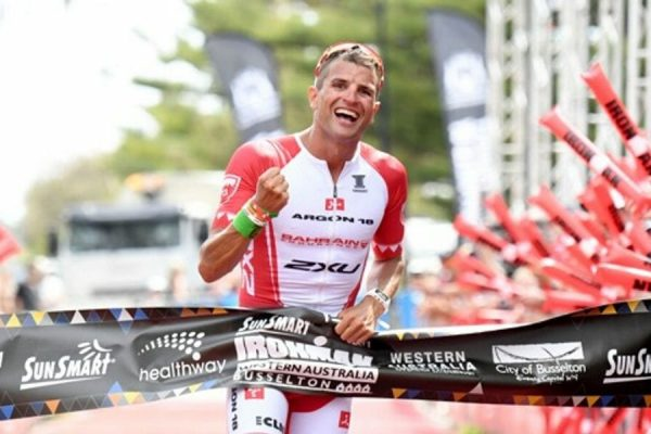 Terenzo Bozzone: Ironman World Champion