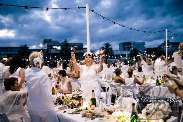 Secret's Out – Dinner en Blanc's key to success