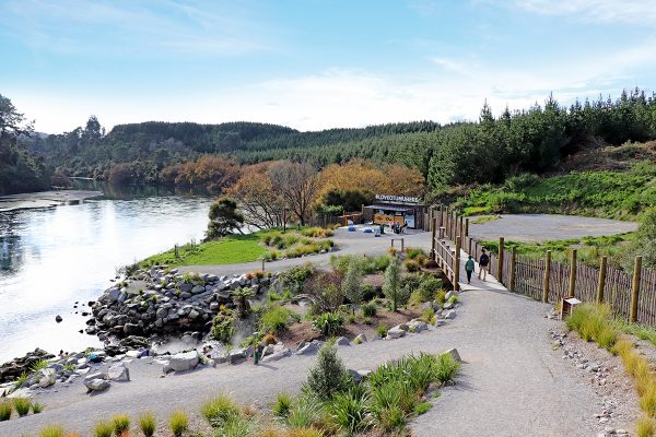Down to the Water – Taupō's Sacred Sanctuary