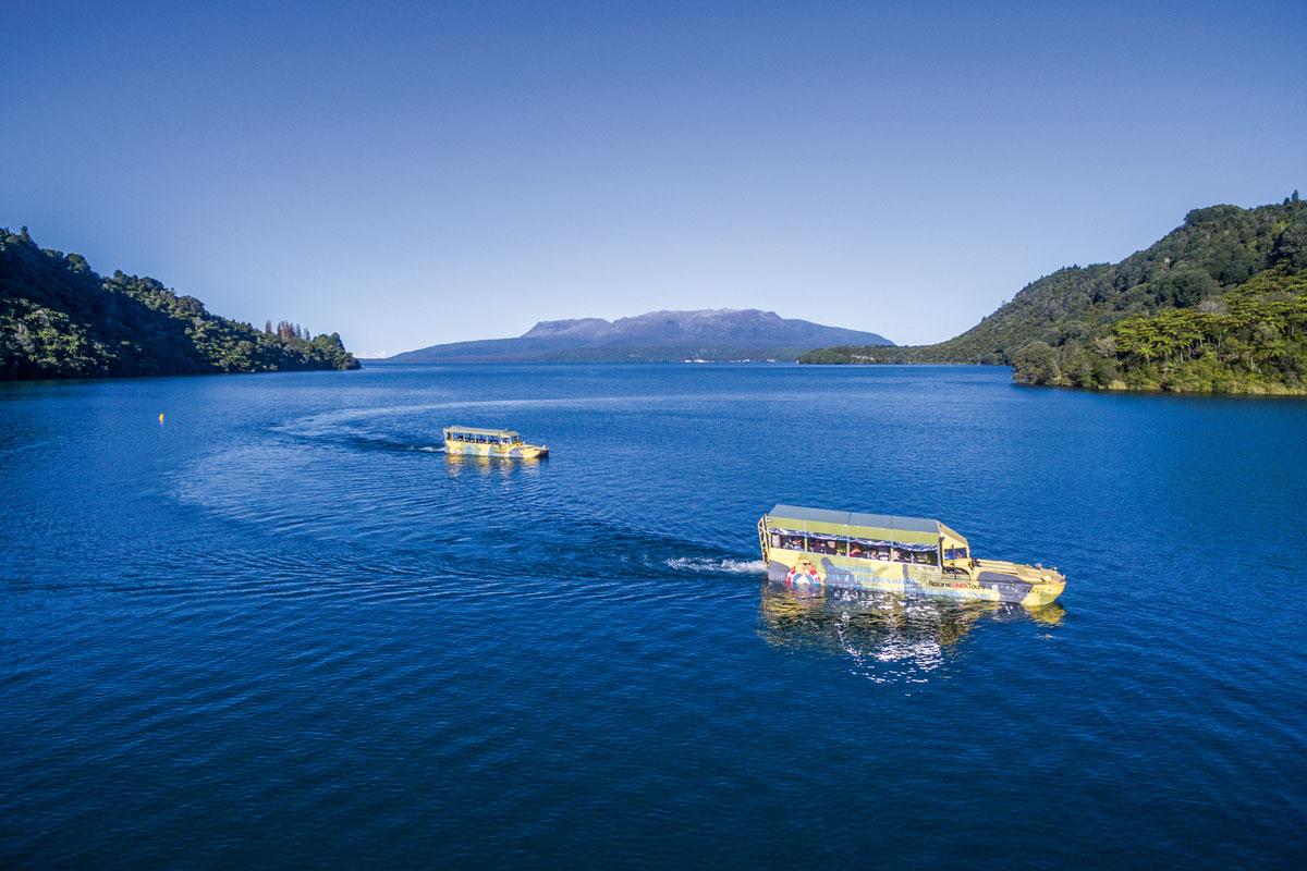 Get Your Weekend Wander On – Take to Lake Tarawera