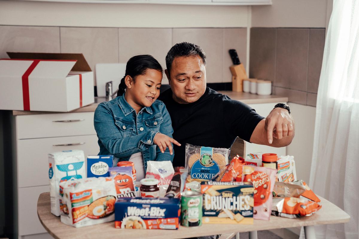 Filling the Festive Gap – Reaching Out to Kiwi Families in Need This Christmas