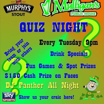 https://www.henrymagazine.nz/events/mulligans-world-famous-quiz-night/