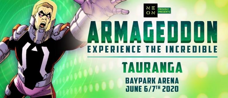 Tauranga Armageddon Expo 2020