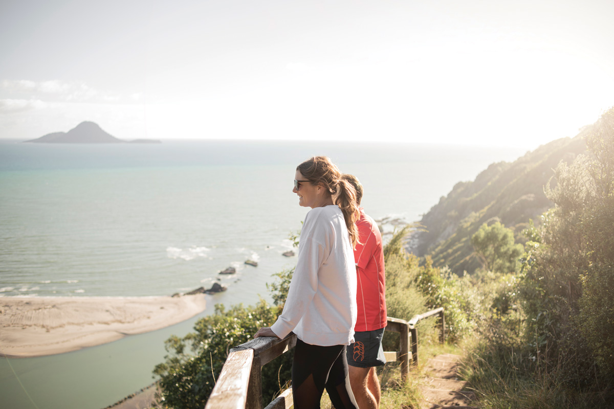 Nature's spectacular playground in Whakatāne