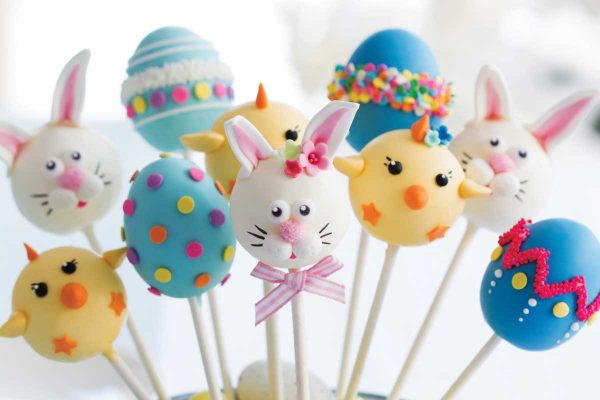 Easter Cake Pops | Kids Fun